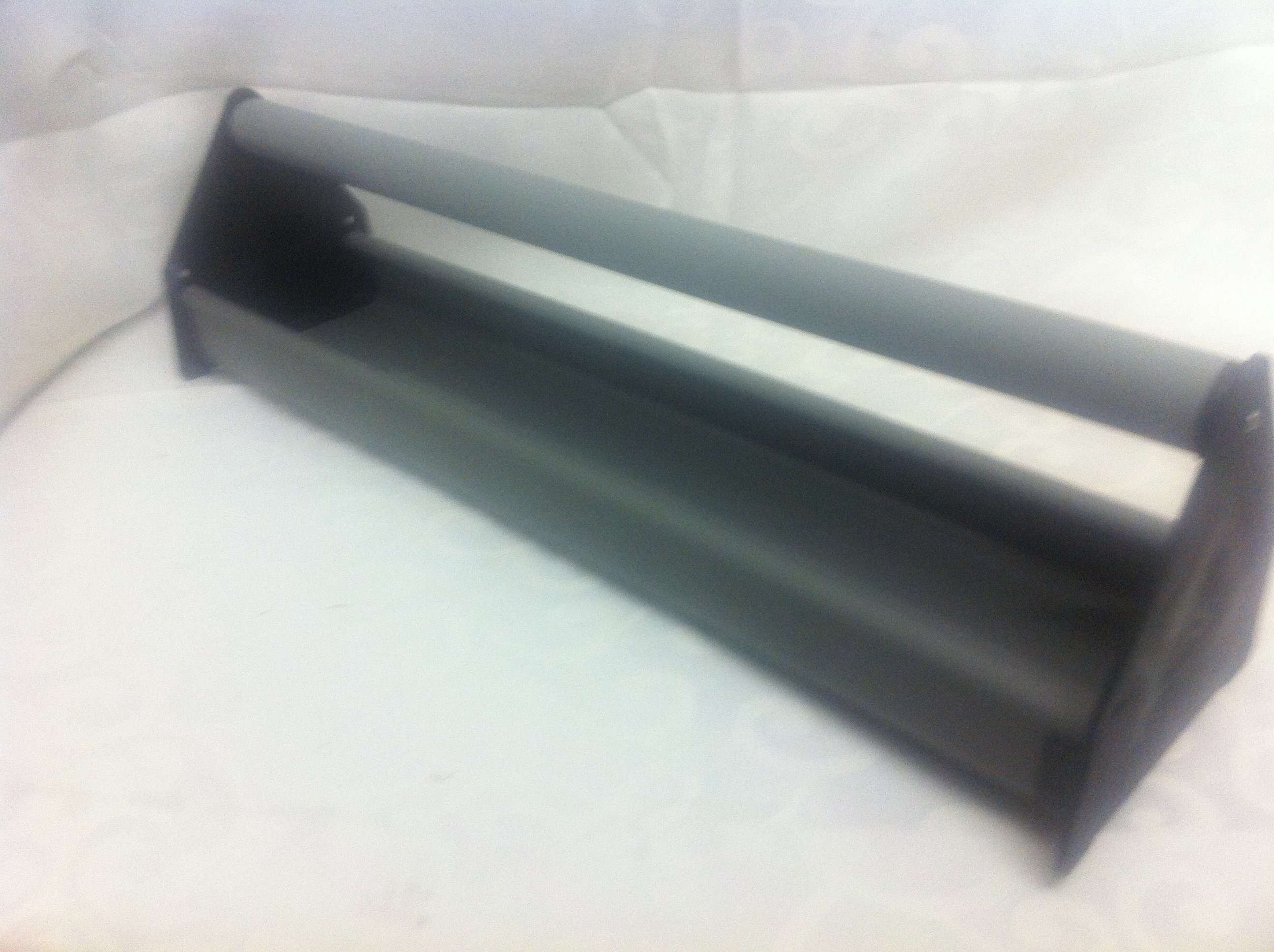 Kunststofftrog mit Abwehrrolle 50cm