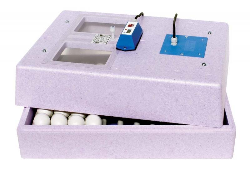 Bruja Flächenbrüter Modell 3333d Digitaltechnik mit Vollautomatischer Wendung