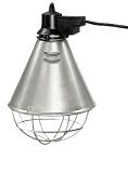 Schutzkorb für Infrarotlampe