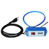 DIGITAL Thermostat mit Heizung blau