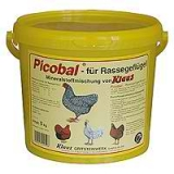 Klaus Picobal Rassegeflügel Mineral 5 Kg