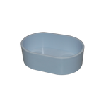 Kunststoffnapf Oval