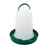 Geflügeltränke mit Bajonettverschluss 1,5 Liter grün