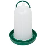 Geflügeltränke mit Bajonettverschluss 3 Liter grün