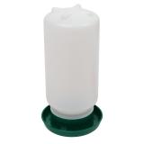 1 Liter Tränke mit schmalen Rand Wachtel Kücken