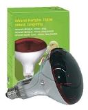 Infrarotlampe Kerbl 150 Watt