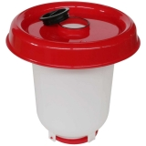 Stülptränke mit Verschraubung unten 10 Liter