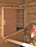 Hühnerhaus 203 x 102,50 cm