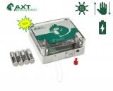 VSD Elektronischer Pförtner mit Batterie und Netzteil,  zusätzlicher manueller Steuerung