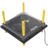 Schuzabdeckung für 30x30 cm Kückenwärmeplatte