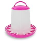 3 Kg Futterautomat Pink