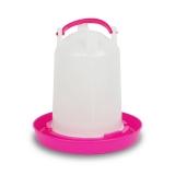 Wachteltränke 1,5 Liter Pink
