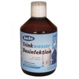 Backs Trinkwasserdesinfektion 500 ml